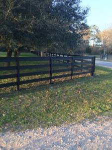 A Better Fence- A Happier Neighbor- Texas Fence and Iron co.