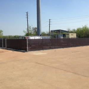 Commercial Fencing-Texas Fence and Iron co.
