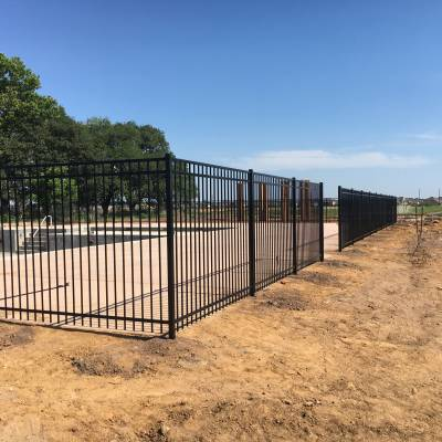 Commercial Fencing-Texas Fence and Iron