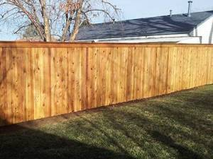 Cedar-Privacy-Texas Fence and Iron