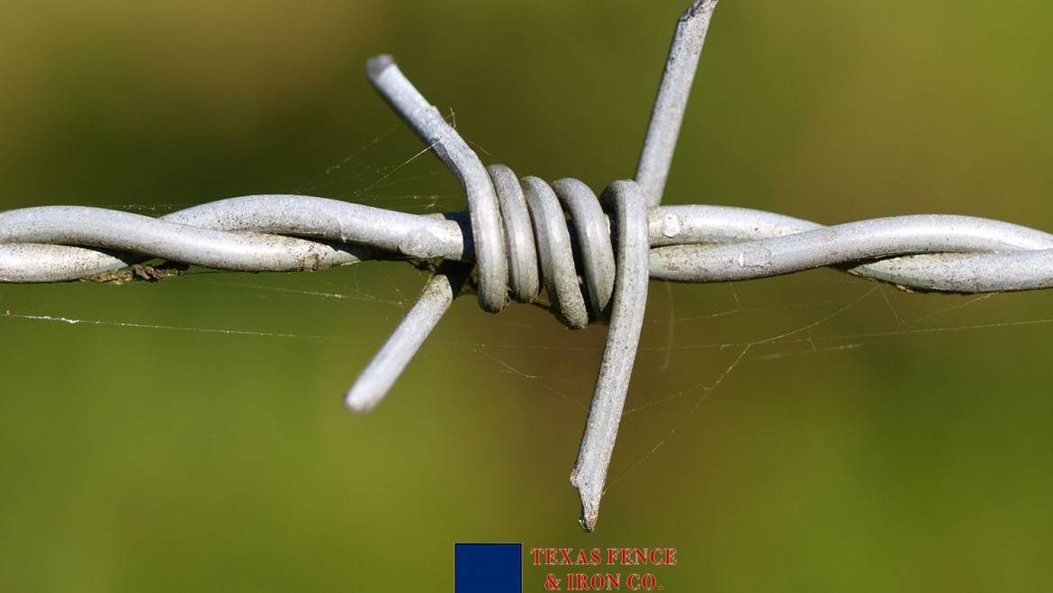 The Advantages of Installing a Barbed Wire Fence