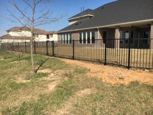 How to properly maintain a wrought iron fence for long lasting results-Texas Fence and Iron