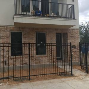Balcony Railings: The Advantages for Safety & More-Texas Fence and Iron Co.
