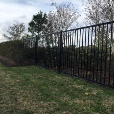 Residential - Texas Fence and Iron