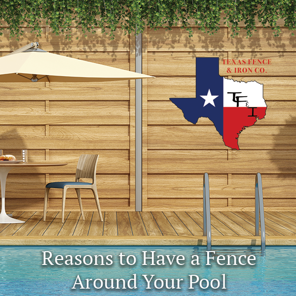 Reasons to Have a Fence Around Your Pool