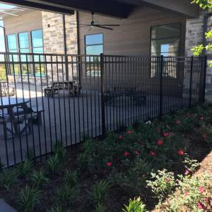 Fence Installation-Texas Fence and Iron