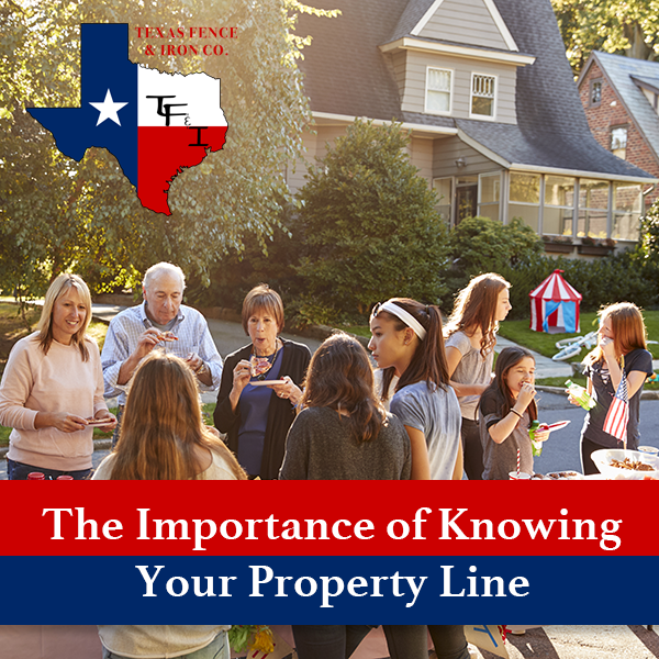 Importance of Knowing Your Property Line