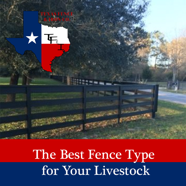 The Best Fence Type for Your Livestock