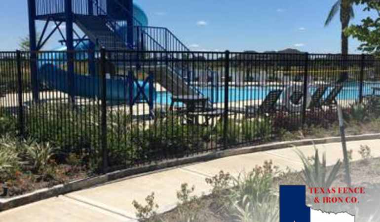 Benefits of Installing an Iron Fence Around Your Pool